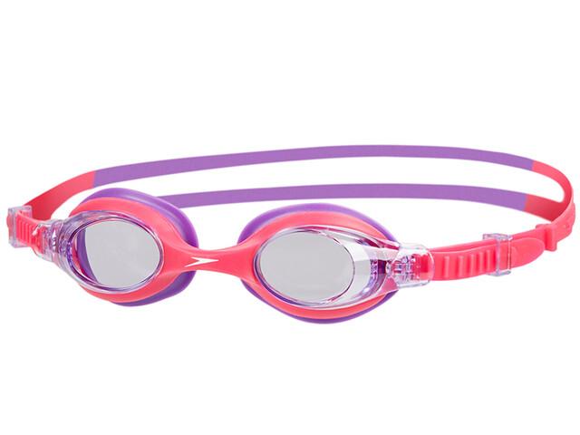 speedo Sea Squad Skoogle Juniors Pink/Purple